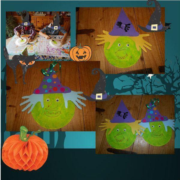 Bricolage de halloween page 6 Bricolage maternelle halloween
