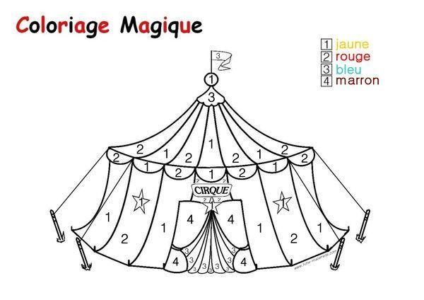 Coloriage page 3 - Coloriage magique ps ms ...