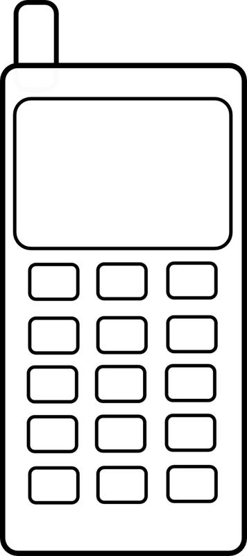 gabarit carte t l phone portable. Black Bedroom Furniture Sets. Home Design Ideas