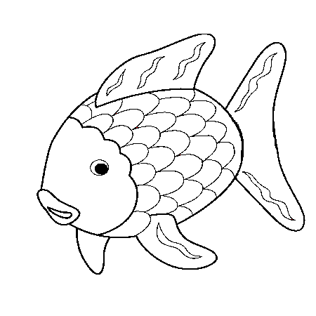 Coloriage poisson avril page 3 - Dessin de poisson facile ...