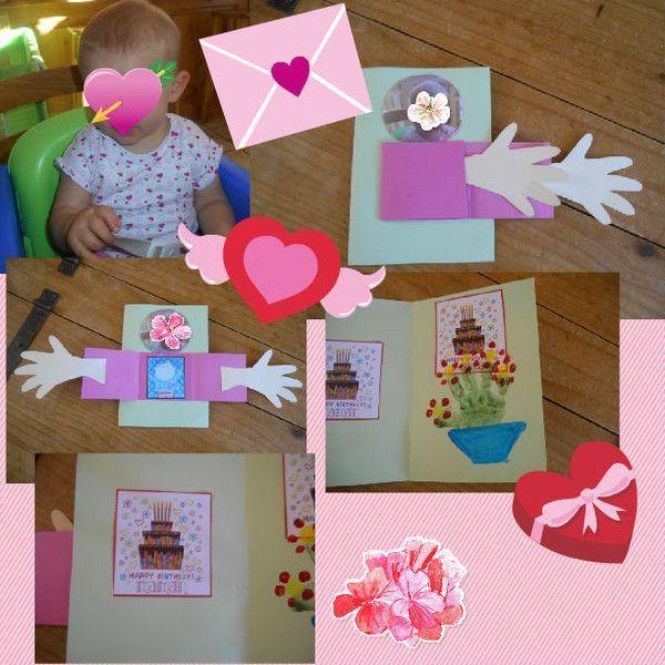 Joyeux Anniversaire Maman Carte