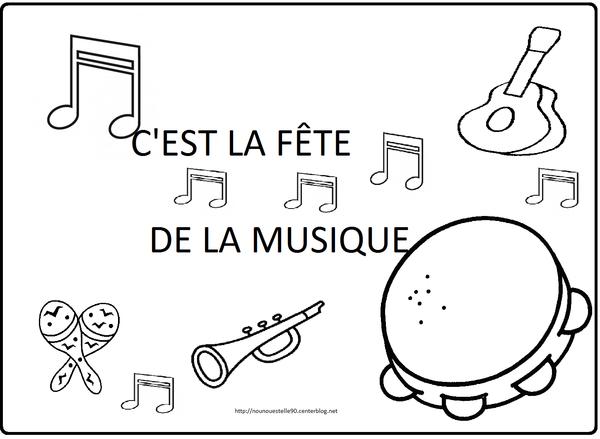Image De Musique A Imprimer