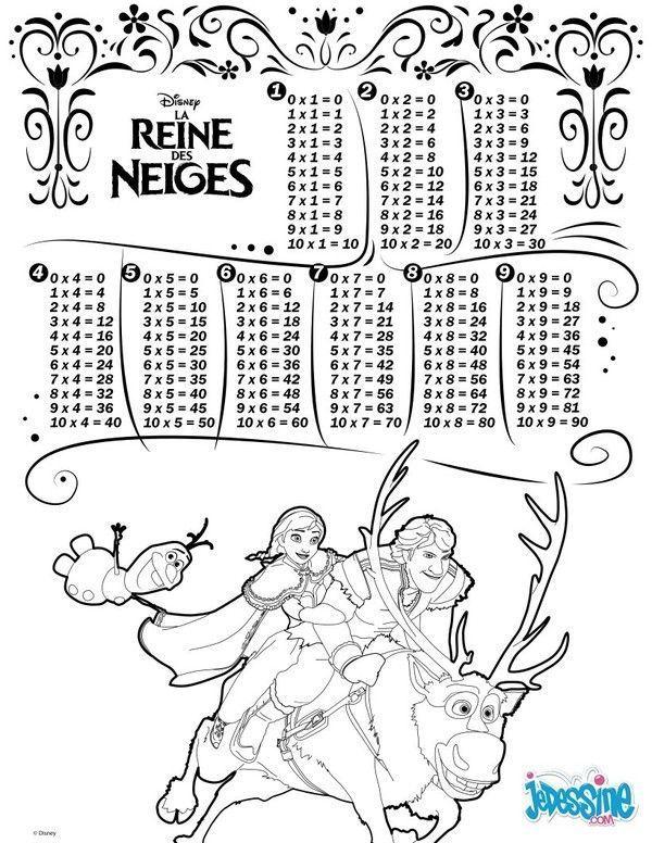 Coloriages reine des neiges - Jeux gratuit la reine des neige ...