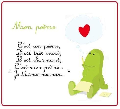 Poeme fete des meres page 3 - Poeme de noel pour maman et papa ...