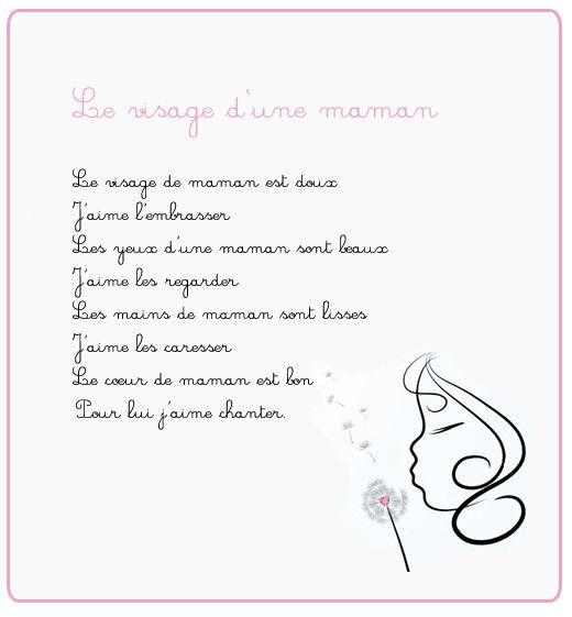 Poeme fete des meres page 2 - Poeme anniversaire tata ...